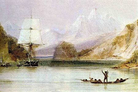Los 404 volúmenes que acompañaron a Charles Darwin a bordo del Beagle