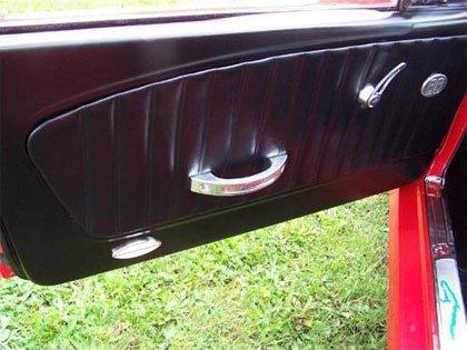 1965 STE Mustang Restomod