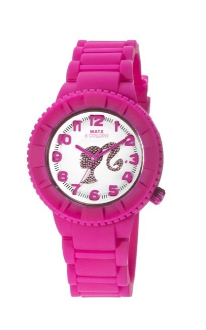 Watx and colors presenta Lady and Girls  con un reloj Barbie para compartir