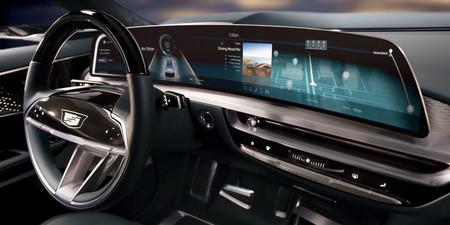 Cadillac Lyriq Interior 02