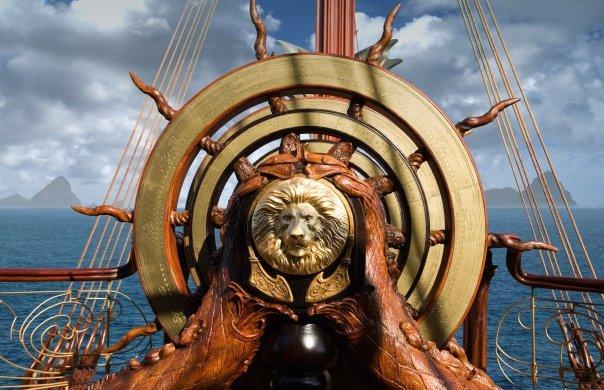 Foto de 'Las crónicas de Narnia: La travesía del Viajero del Alba', primeras imágenes (1/3)