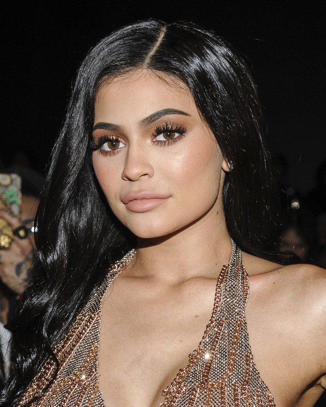 kylie jenner kylie cosmetics productos embarazo