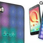 Alcatel viste de luces a su gama media: así son los A5 LED, A3 y U5