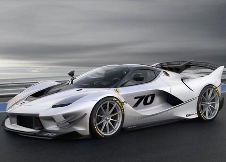 Ferrari Fxx K Evo 2018 1600 01