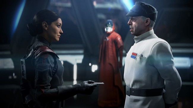 La campaña de Star Wars: Battlefront II nos ofrece un gran adelanto en un espectacular tráiler cinemático