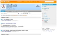 Profilactic, el servicio de lifestreaming que soporta hasta 142 servicios web