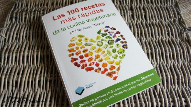Las 100 recetas más rápidas de la cocina vegetariana