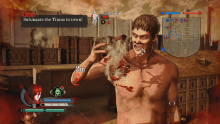 Attack On Titan Wings Of Freedom 07