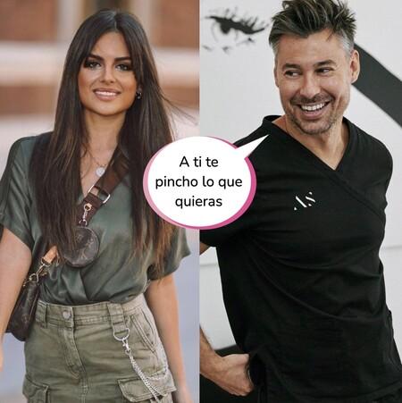 Así es el doctor Alejandro Segarra, novio de Alexia Rivas y competencia directa de la reina del bótox, Carla Barber