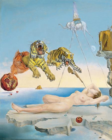 El surrealismo y el sueño en el Thyssen