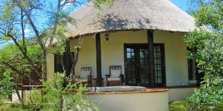 Un 'boutique hotel' en el corazón de África: el Vuyani Safari Lodge