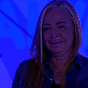 "Belén Esteban confiesa a Jorge Javier Vázquez por qué finalmente ha asistido a 'Sálvame' para despedir a Mila Ximénez: ""He venido por lo que me has dicho"""