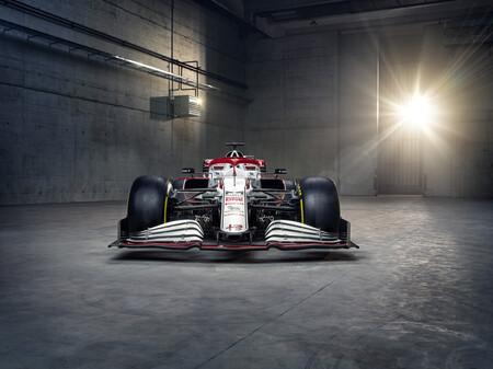 Alfa Romeo C41 F1 2021