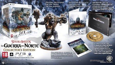 'El Señor de los Anillos: La Guerra del Norte', Edición Coleccionista anunciada