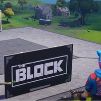 El bloque ha llegado al mapa Fortnite, y desde él podremos acceder a las mejores islas del modo creativo [TGA 2018]