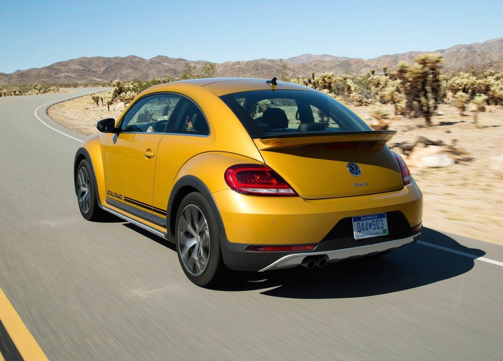 Foto de Volkswagen Beetle Dune (6/14)