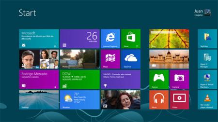 modern UI apuesta arriesgada de Microsoft