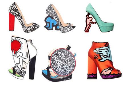 Keith Haring para Kirkwood