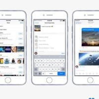 Ahora podrás compartir archivos de Dropbox directamente desde Facebook Messenger