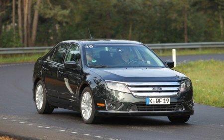 Ford Revealed: probando lo último en tecnología en Lommel (y II)