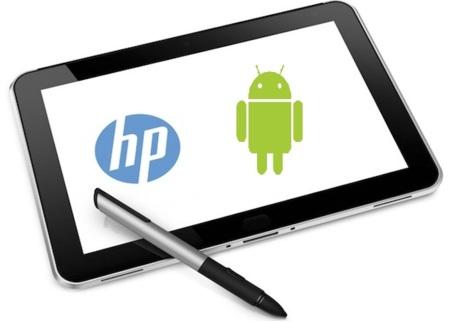 HP podría estar trabajando en smartphones y tablets con Android