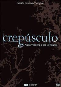 crepusculo dvd especial