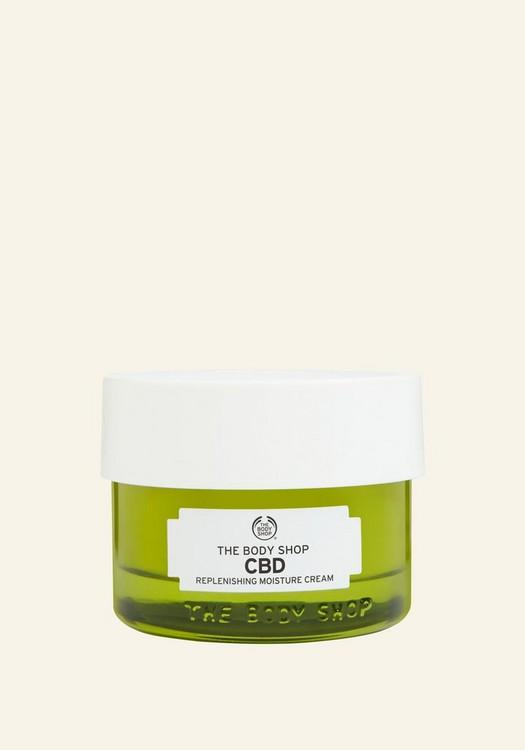 Crema Hidratante CBD