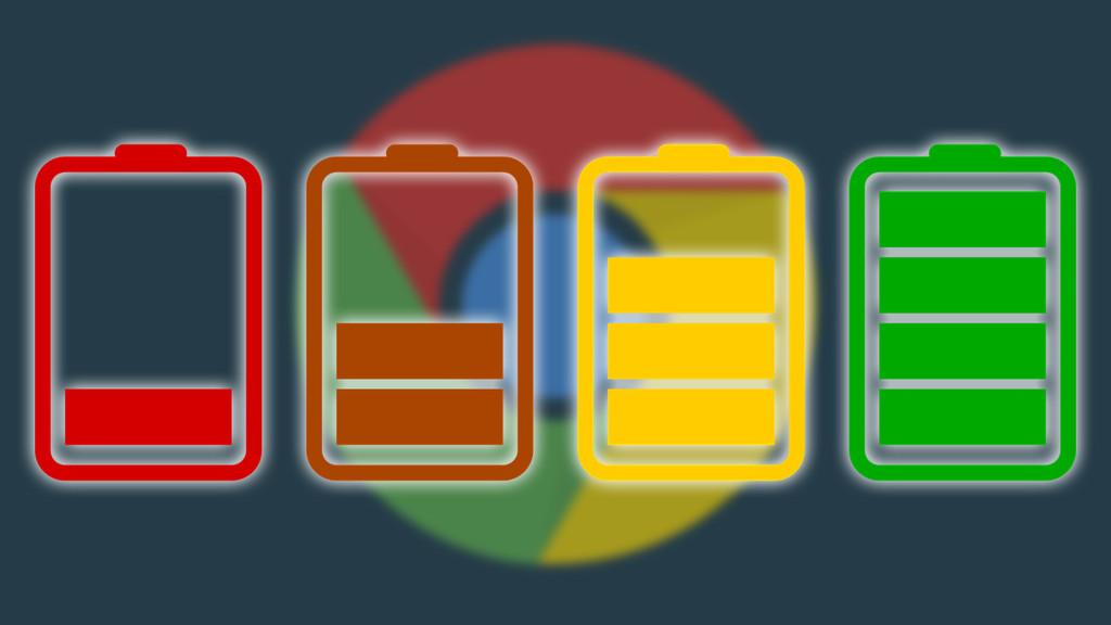 Google Chrome devorará menos batería de tu portátil gracias a Microsoft