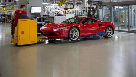 Ferrari Regresa A La Normalidad 4