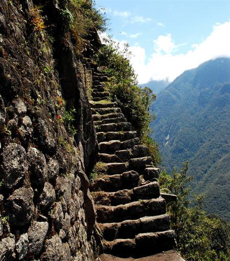 Escaleras Al Infinito De Huayna Picchu 2