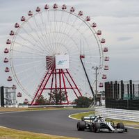 Valtteri Bottas vuela en Suzuka para conseguir un mejor tiempo que le podría dar la pole position