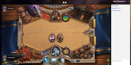 Hearthmind, jugando entre varios al Hearthstone