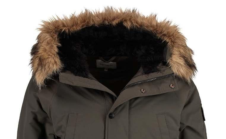 comprar genuino marca famosa compra genuina 50% de descuento en el abrigo de Carhartt WIP Anchorage en ...