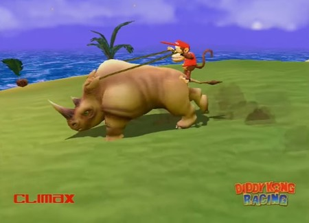 Diddy Kong Racing Adventures