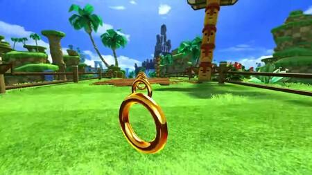 El mod para jugar a Sonic Generations en primera persona es lo que te imaginas: un mareo constante lleno de piruetas vertiginosas