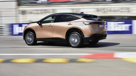 Nissan Ariya Monaco