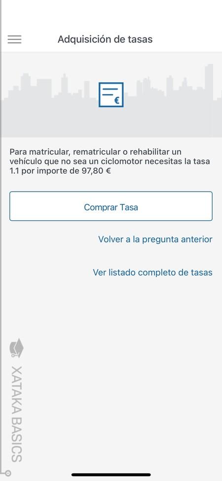 Info Tasa