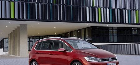 El Volkswagen Golf Sportsvan se pone al día con control por gestos y más tecnología