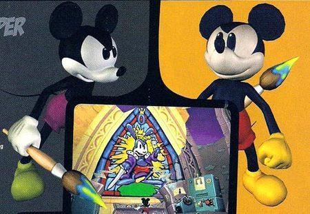 Mickey Malo - Mickey Bueno