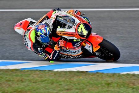 Después de un viernes movidito, Lorenzo Baldassarri se postula como el rival a batir en Le Mans