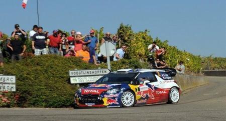 Rally de Alsacia 2011: no pudo ser. Victoria para Sébastien Ogier