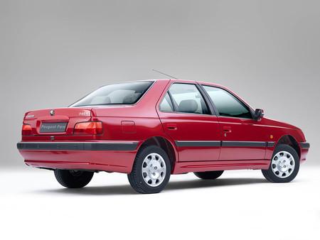 Peugeot Pars 2