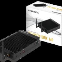 Gigabyte ya tiene nuevo mini-ordenador de la gama Brix con CPU Kaby Lake y almacenamiento M.2
