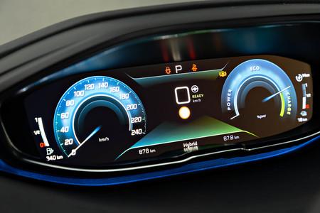 Peugeot 3008 Gt Hybrid4 2