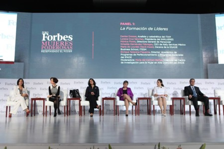Foro Forbes: #MujeresPoderosas
