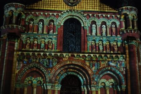 Notre Dame Noche