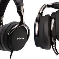 Denon renueva su gama de auriculares HiFi portátiles con los nuevos AH-D1200