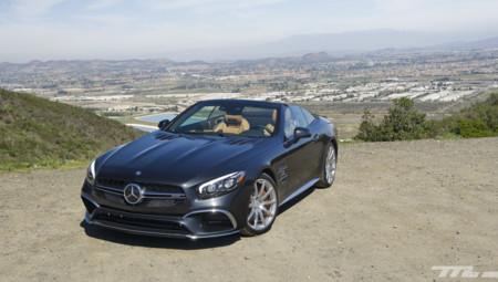 Al volante del Mercedes-AMG SL 65: V12 biturbo, 630 CV, 1.000 Nm y 288.000 euros