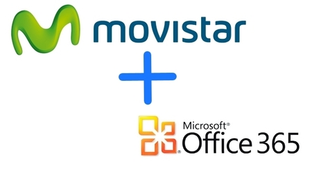 Movistar comienza a comercializar Microsoft Office 365