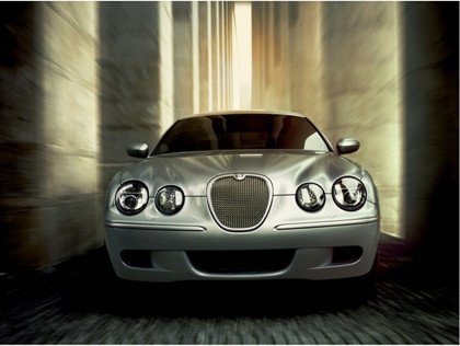 Jaguar S-TYPE MI 2008